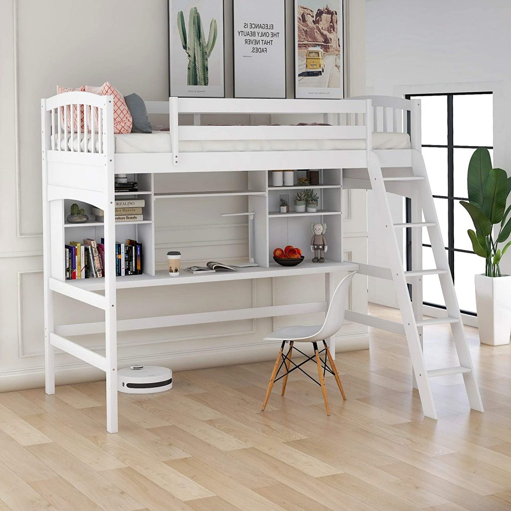 Loft Bed Designs And Their Different Styles